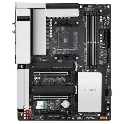 Gigabyte B550 Vision D AM4 ATX DDR4