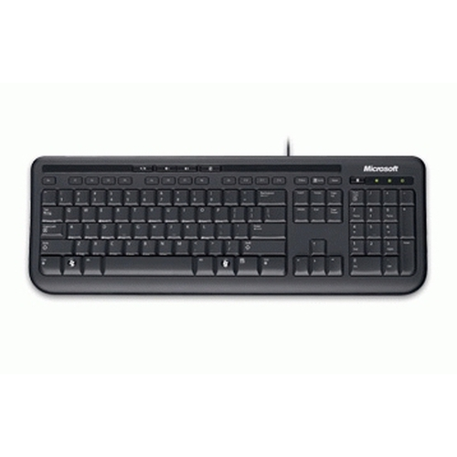 MICROSOFT Wired Keyboard 600 - Anglais - Filaire
