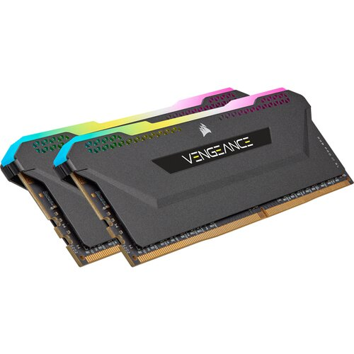 Corsair Dimm DDR4 Vengeance RGB PRO SL 16Go (2x8Go) 3200Mhz CL16