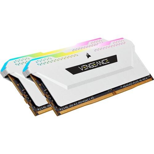 Corsair Dimm DDR4 Vengeance PRO RGB SL 16Go (2x8Go) 3200Mhz White