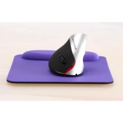 ORDISSIMO Souris ergonomique verticale - sans-fil - rechargeable