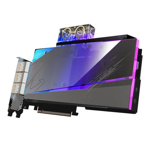 Aorus Nvidia GeForce RTX3080 Xtreme Waterforce WB 10G