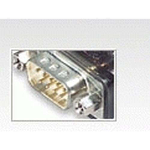 ATEN Câble USB 2.0 USB A (M) - DB9 (M) 0.35 m