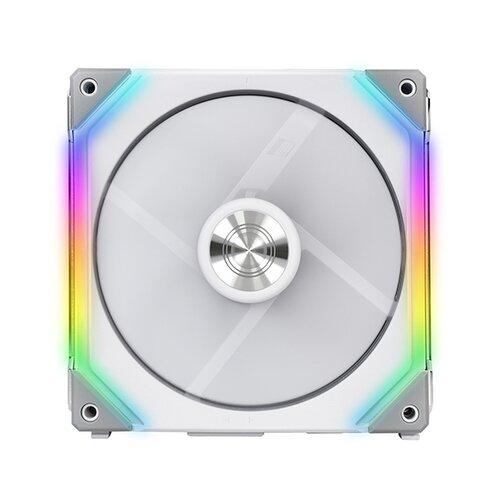 Lian-Li Kit de 3X Ventilateurs UNIFAN SL120 120mm ARGB PWM Blanc