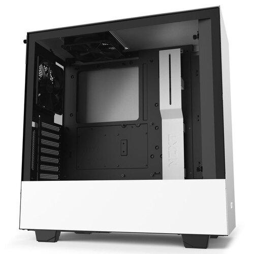 NZXT Boîtier H510i White ATX Verre trempé ARGB