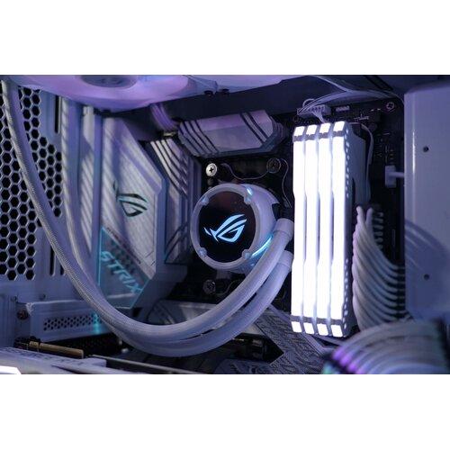 ASUS ROG STRIX LC 360 RGB BLANC - WATERCOOLING