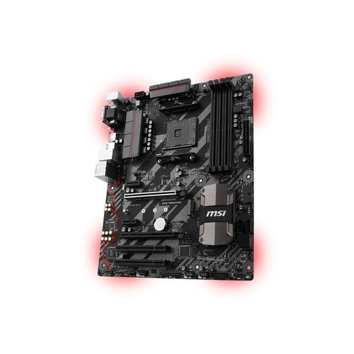 MSI B350 TOMAHAWK - Socket AM4 - DDR4 - ATX