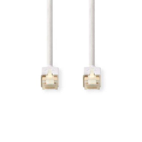 Nedis Câble RJ45 S/FTP 5.00m Blanc Cat6
