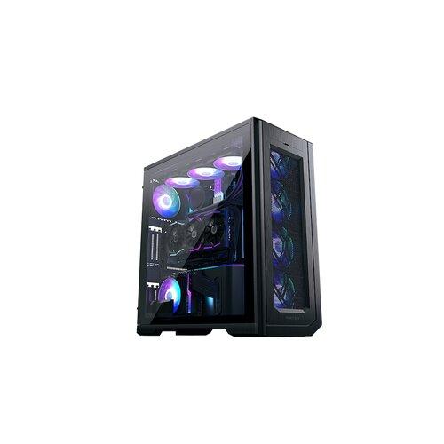 Bitfenix Boîtier Dawn TG ATX LED RGB verre trempé