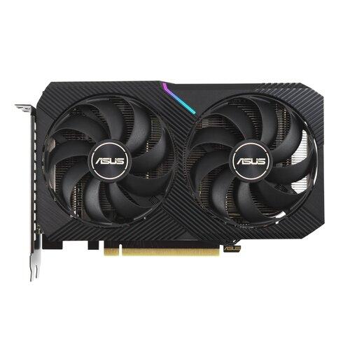 ASUS Nvidia GeForce RTX 3060-Ti DUAL MINI 8Go LHR
