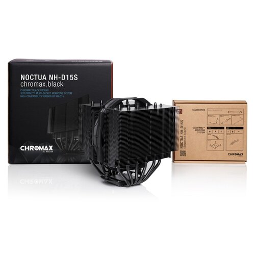 Noctua NH-D15S Chromax Black 140mm