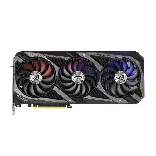 ASUS Nvidia GeForce RTX 3080 Rog Strix OC 10Go LHR
