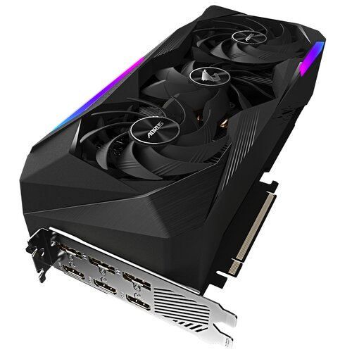 Aorus Nvidia GeForce RTX 3070-Ti Master 8Go