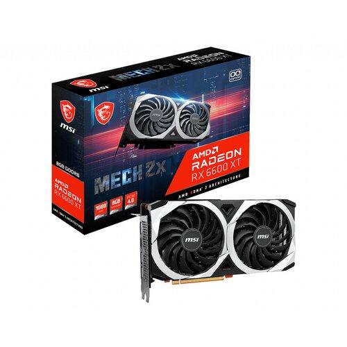 MSI AMD Radeon RX 6600 XT MECH 2X 8Go OC
