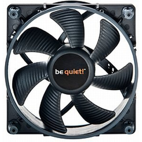 BEQUIET! Ventilateur Shadow Wings SW1 120mm Mid-Speed