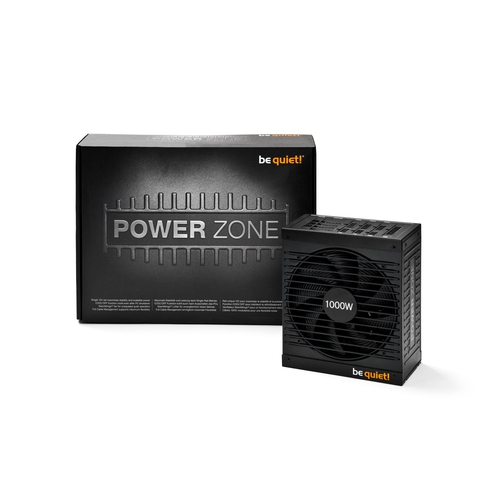 BEQUIET! Power Zone 650W Modulaire 80+ Bronze