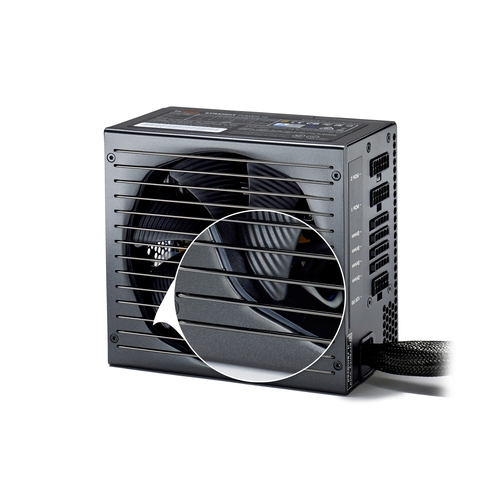 BEQUIET! Straight Power CM 500W Alimentation ATX Modulaire 500W