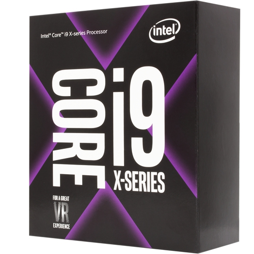INTEL Core i9 7900X - Socket 2066 - 10 Coeurs HT - 3.3/4.3Ghz - 13.75Mo