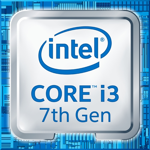 INTEL Core i3 7350K - Socket 1151 - 2 Coeurs HT - 4.2Ghz - 4Mo