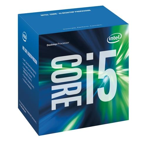 INTEL Core i5 7600 - Socket 1151 - 4 Coeurs - 3.5/4Ghz - 6Mo