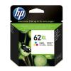 HP Cartouche N° 62 XL - Tricolore
