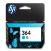 HP Cartouche N° 364 - Cyan