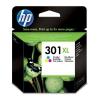 HP Cartouche N° 301 XL - Tricolore