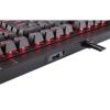 CORSAIR Strafe - Clavier rétro-éclairé rouge - Mécanique - Filaire