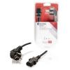 VALUELINE Câble d'alimentation Schuko M - C13 - 2.00m