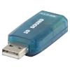 KONIG Adaptateur Audio USB