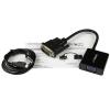 STARTECH Câble Adaptateur Actif DVI-D (M) - VGA (F)