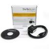 STARTECH Câble Adaptateur USB A (M) - DB9 RS232 (M) 1.80m