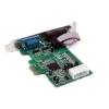 STARTECH PEX2S553 Carte contrôleur PCI-e 1X - 2x RS-232 DB9