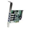 STARTECH PEXUSB3S4V Carte contrôleur PCI-e 1X - 3x USB 3.0