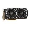 MSI Nvidia GeForce GTX1060 Armor 6G OCV1 - 6Go - PCI-e 16X - 2XHDMI DVi 2xDP