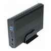 "Boîtier USB 3.0 3,5"" Sata - USB 3.0 - Acier"