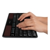 LOGITECH WIreless Keyboard K750 - Clavier solaire - Sans-fil